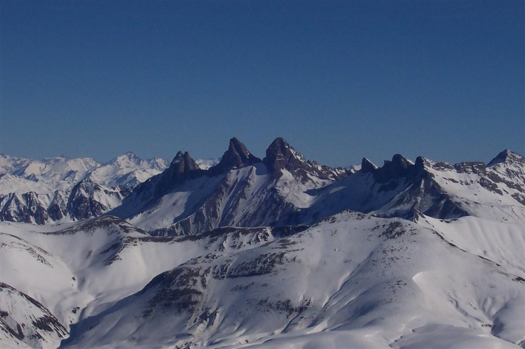 Alpe d´Huez - doprava - Francie