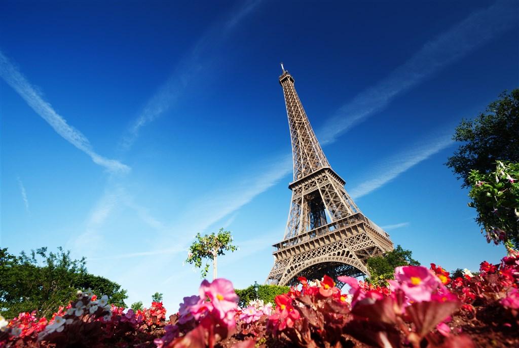 Paříž kouzelný víkend -