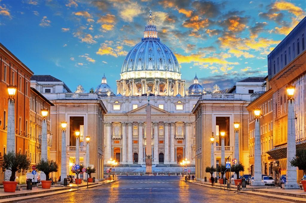 Malé prázdniny v Římě -