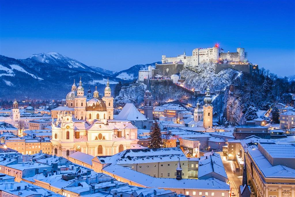 Adventní Salzburg -