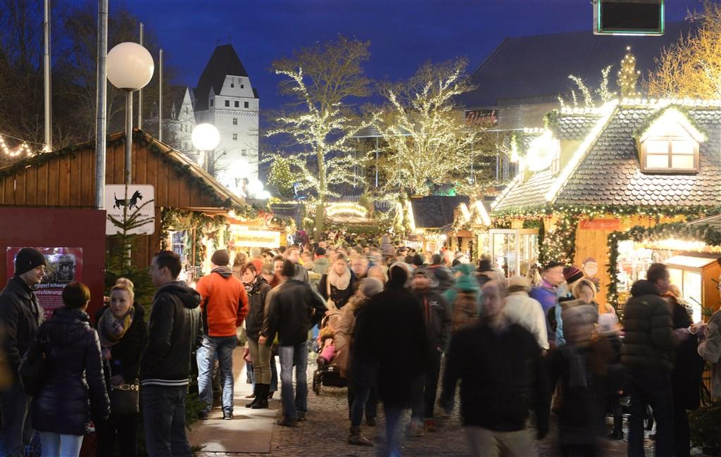 Adventní Ingolstadt -