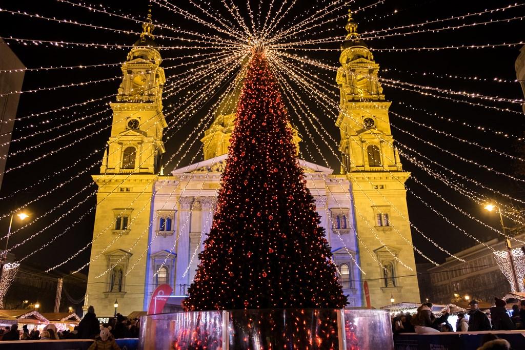 Adventní Budapešť -