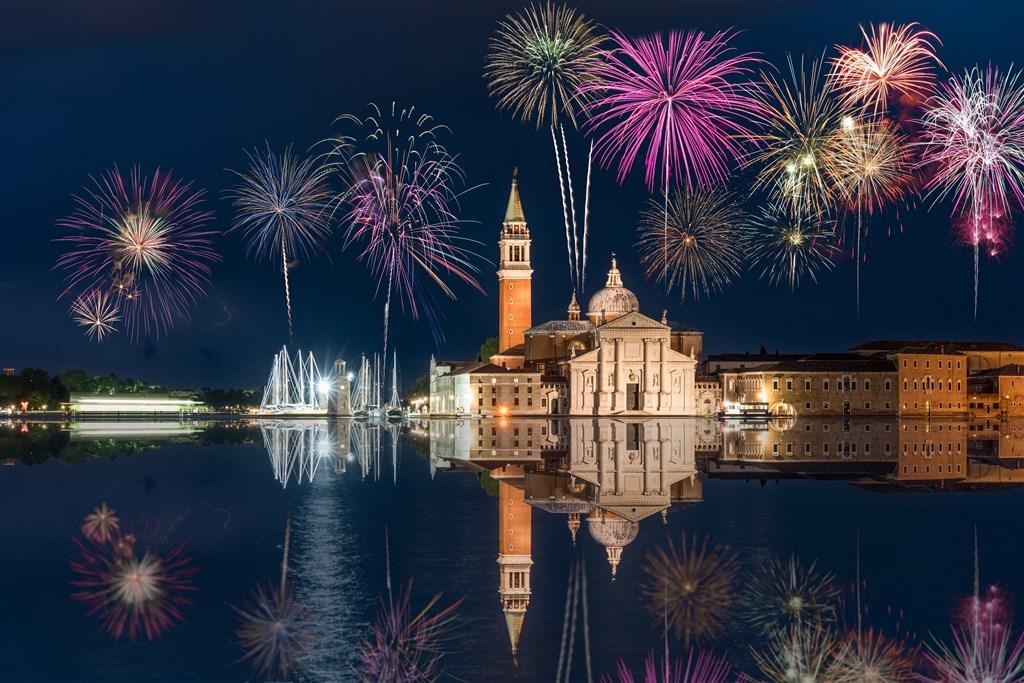 Silvestrovské Benátky -