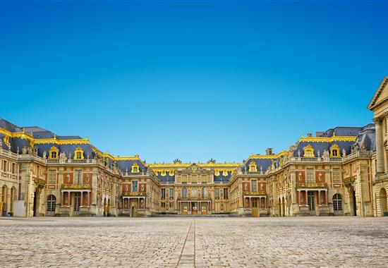 Paříž s návštěvou Versailles -