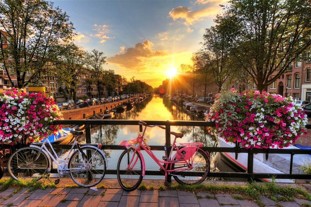 Na skok do Amsterdamu -