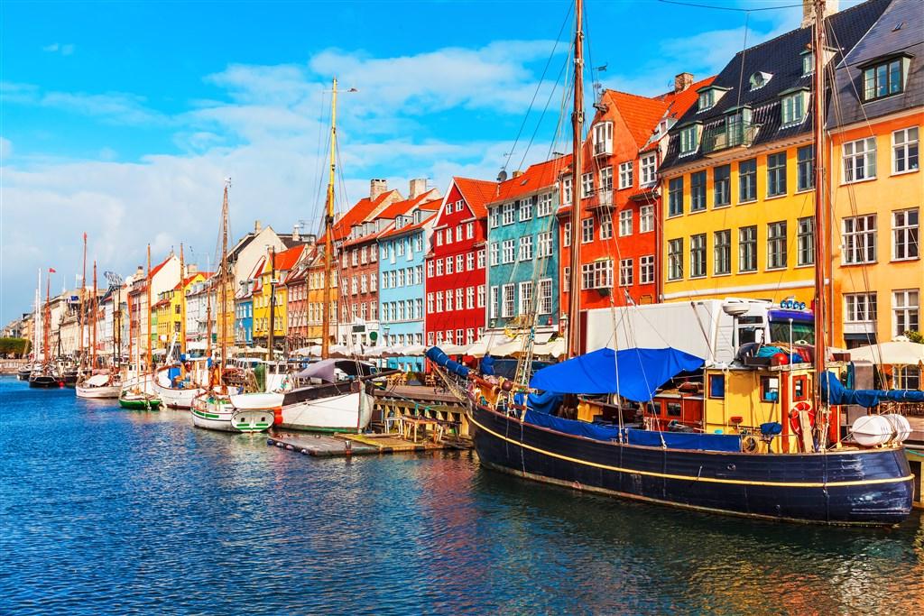 Královská Kodaň město s kouzlem pohádek -