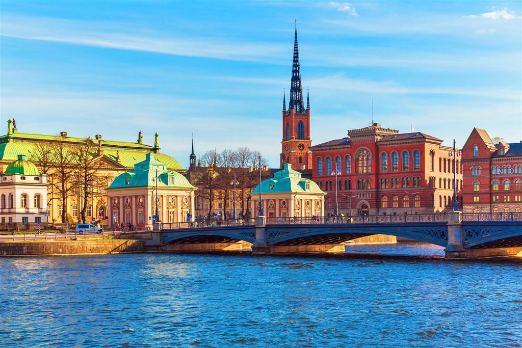 Za krásami Skandinávie -
