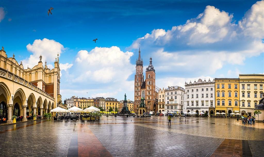Krásy polských měst -