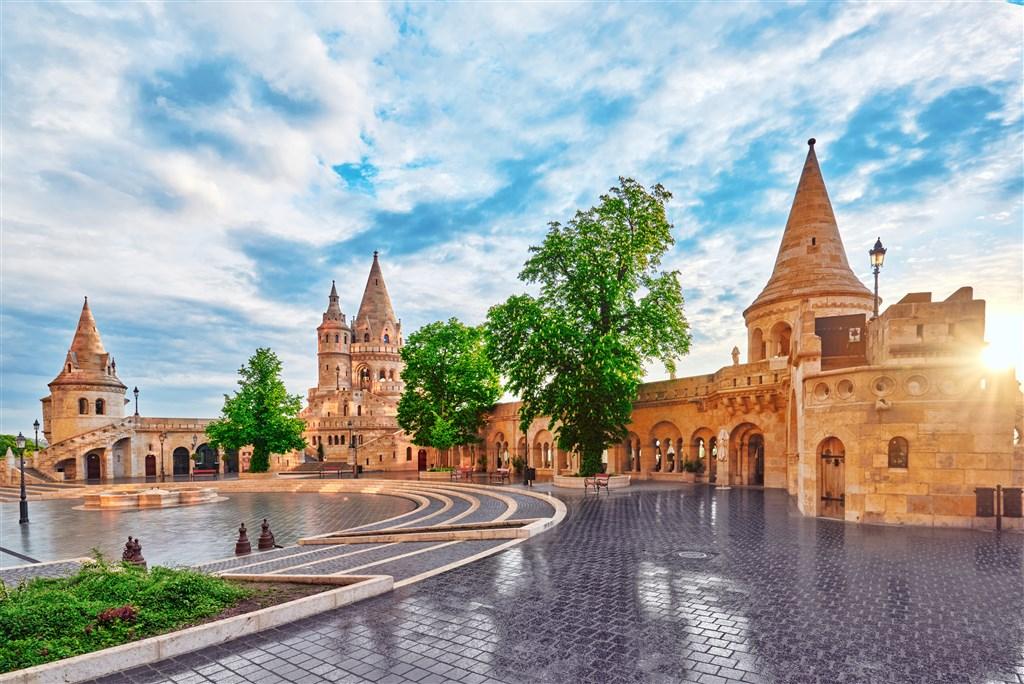 Budapešť a Tropicarium -