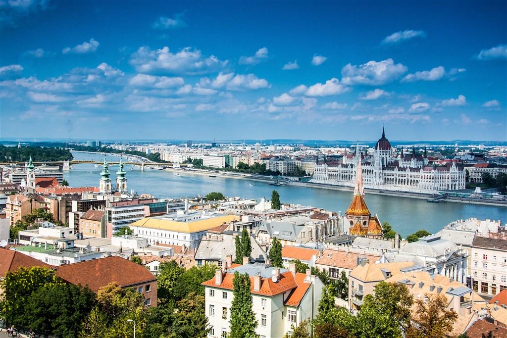 Dunajské metropole -