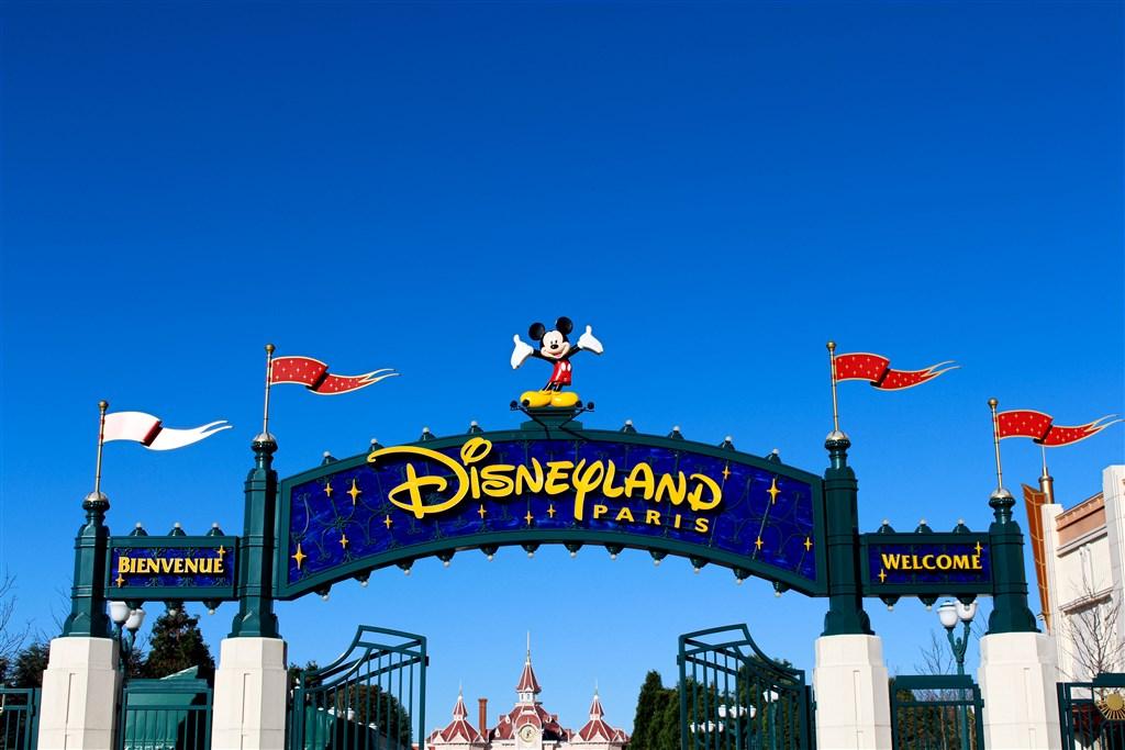 Disneyland v Paříži -
