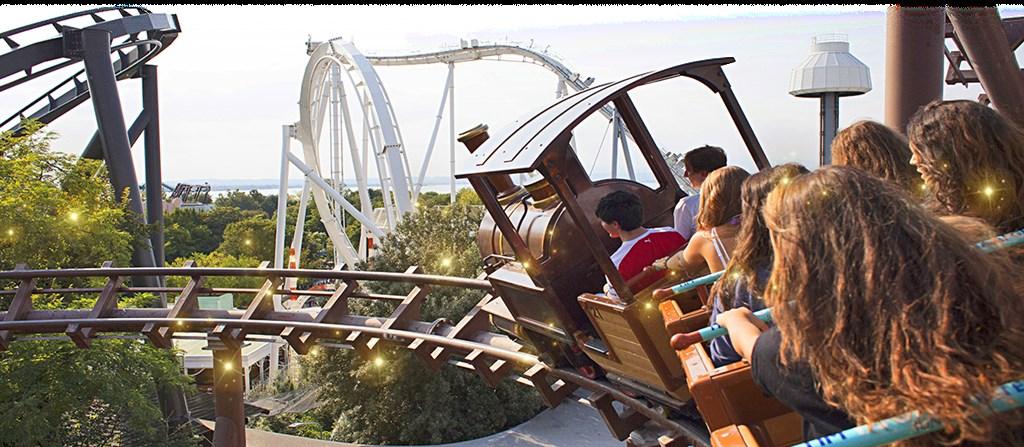 Gardaland zábavní park -