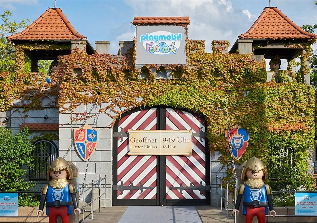 Playmobile Fun Park -