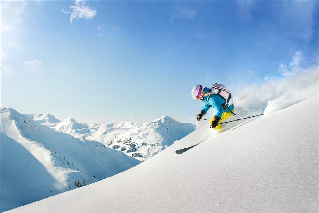Jednodenní lyžování Zell am See - Kaprun -