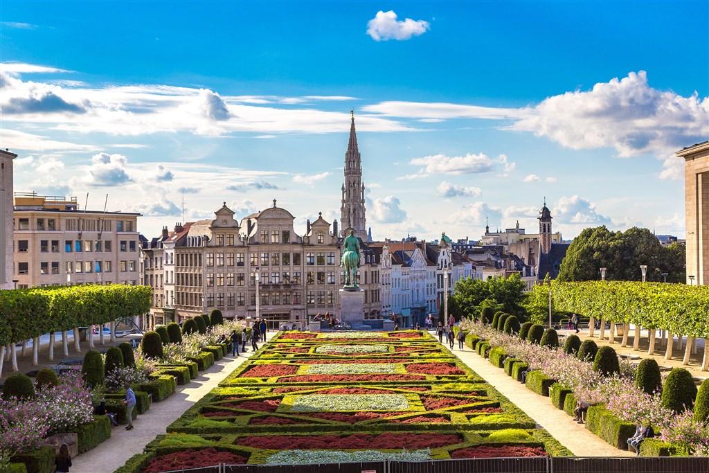 Do Belgie za poznáním i čokoládou -