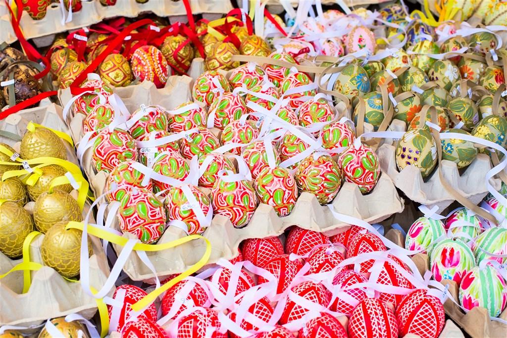 Velikonoční trhy v Norimberku -