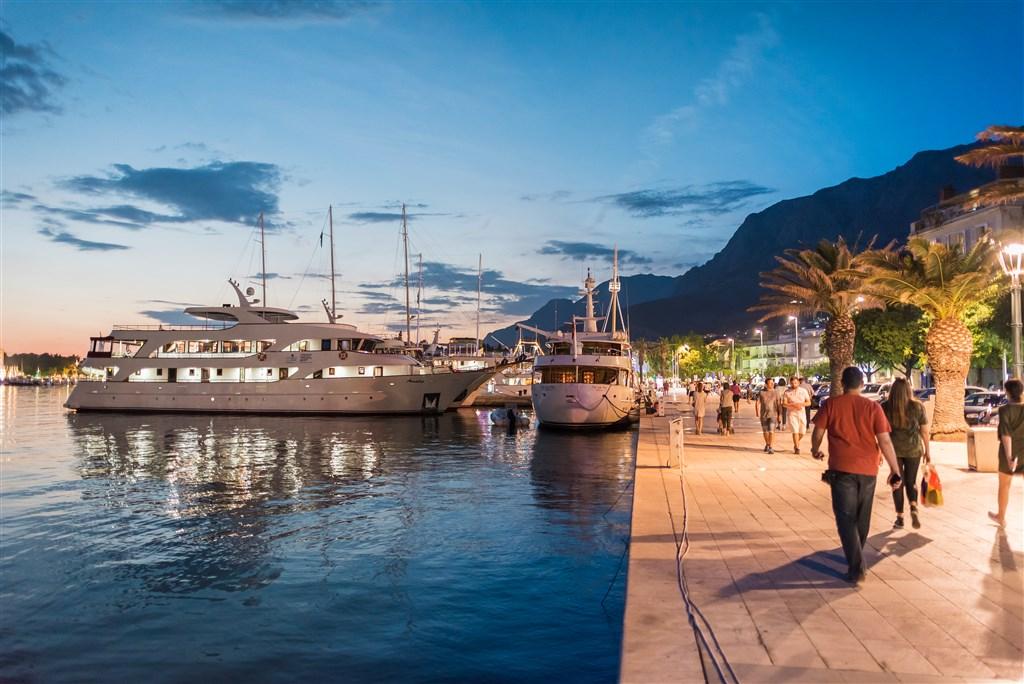 Plavba - Objevování jižního Jadranu (Split KL2) -