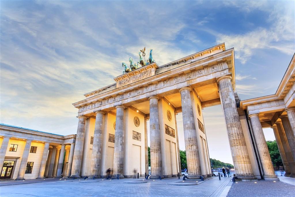 Berlín s možností návštěvy muzea Madame Tussauds -