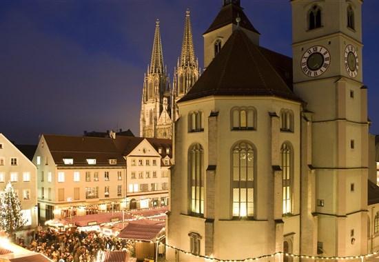 Adventní Regensburg -