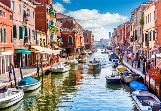 Benátské ostrovy -