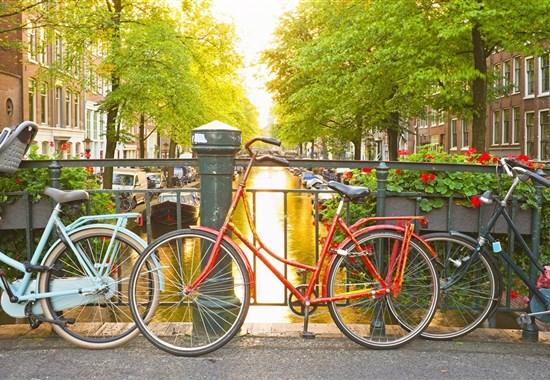 Amsterdam kultura i zábava -
