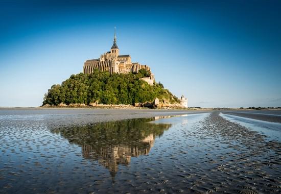 Normandie a Bretaň -