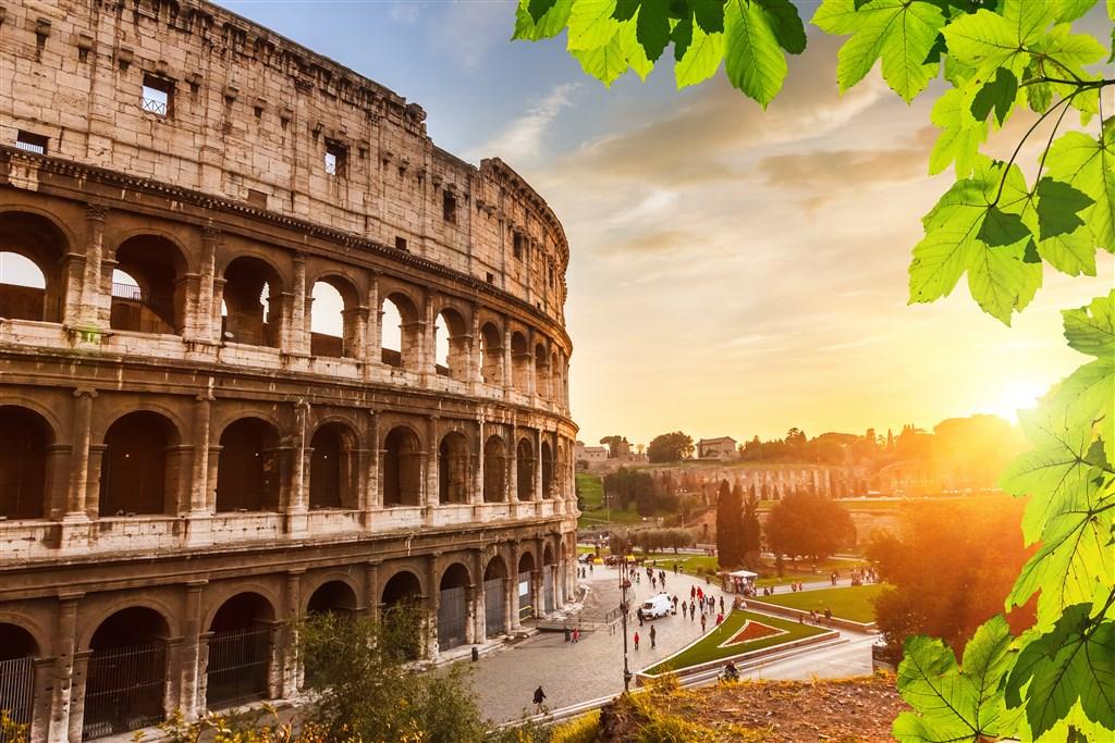 Řím plný poznání (LETECKY) -