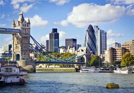 Londýn a okolí (LETECKY) -