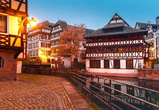 Adventní Štrasburk -