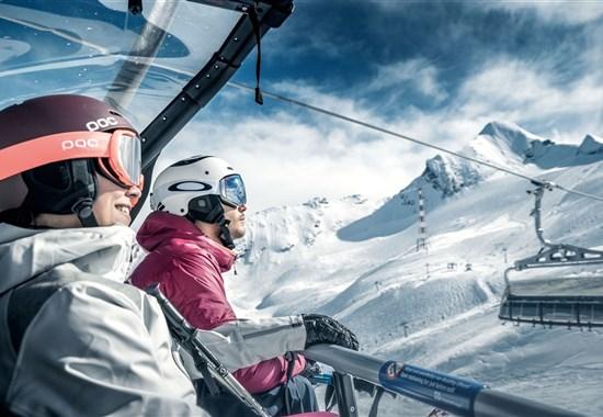 Jednodenní lyžování Kaprun -