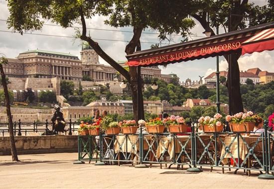 Maďarské putování se zastávkou u Balatonu -