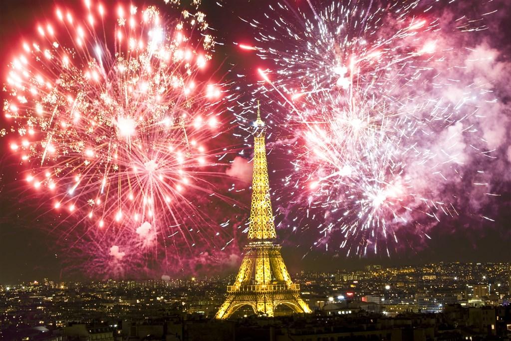 Paříž - Silvestr (bez noclehu) -